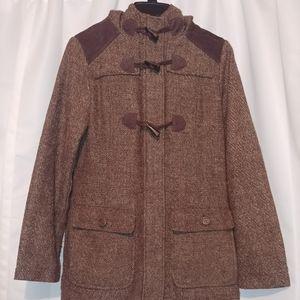 Prana Brown Jacket Size Small